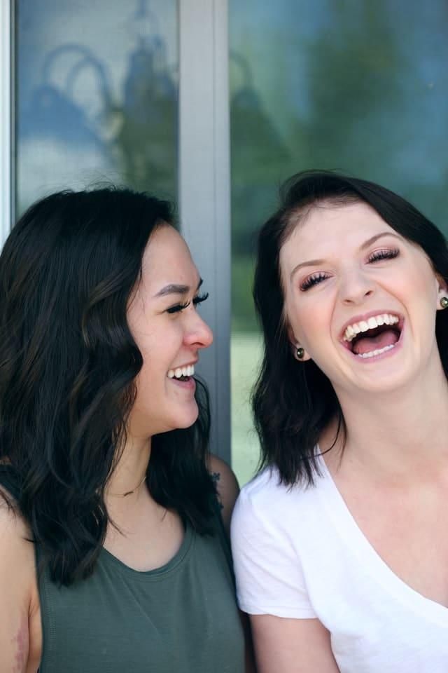 happy dental patients